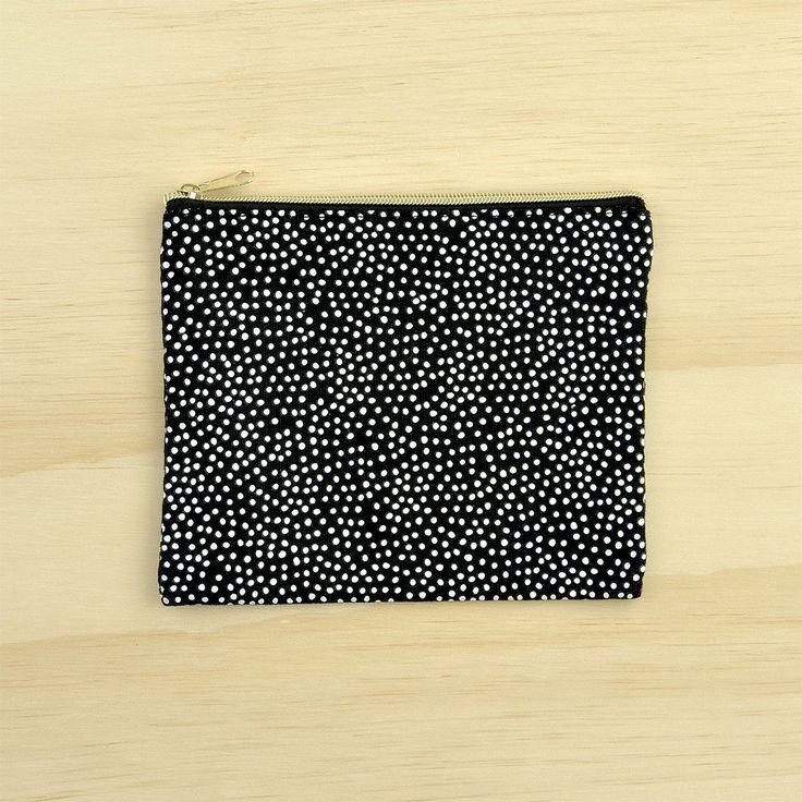 Fabric Pencil Case - Bloom