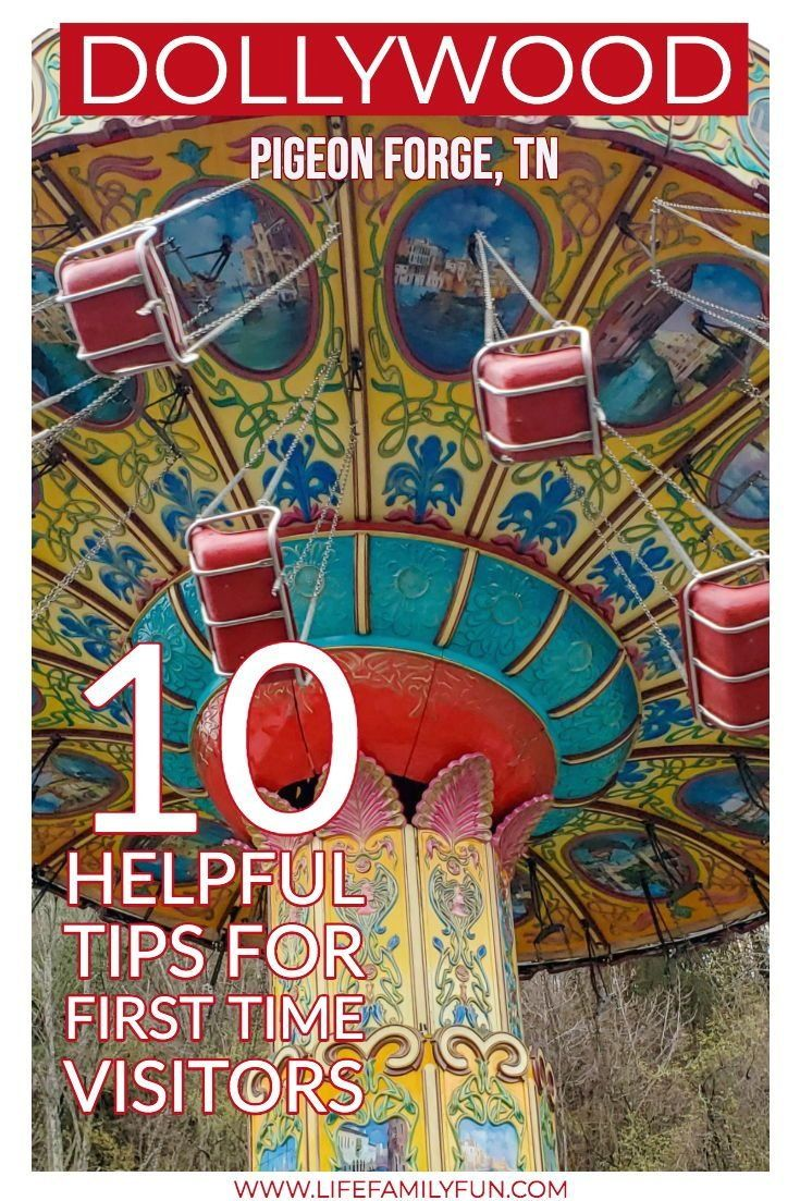 10 helpful tips when visiting dollywood for your first