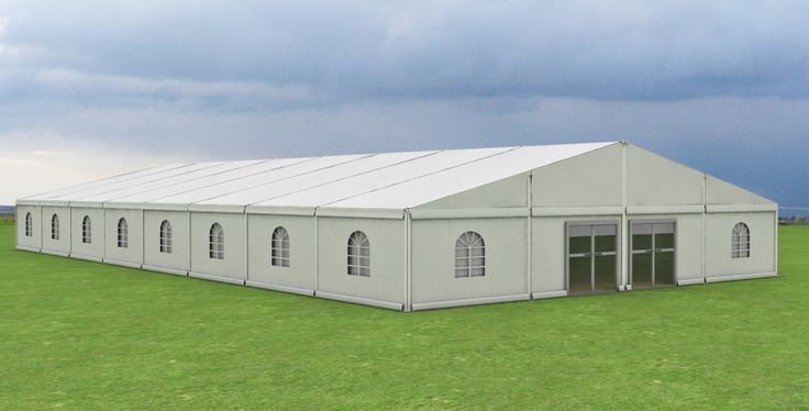 Traditional Pole Tents: This is the most popular of all tents. Traditional pole tents can be used for different events. They can be formal or casual. You will commonly see traditional pole tents set up during disaster relief efforts.