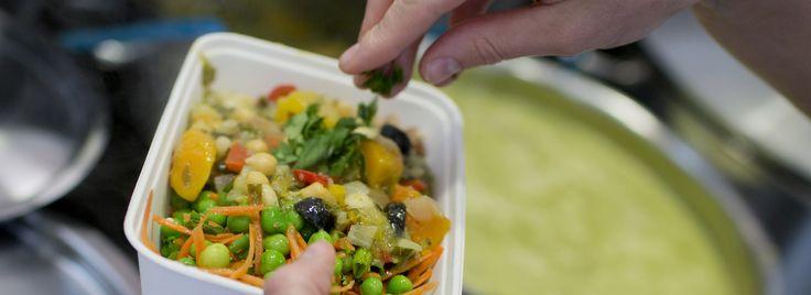 Healthy Fresh Food To Go   Pod