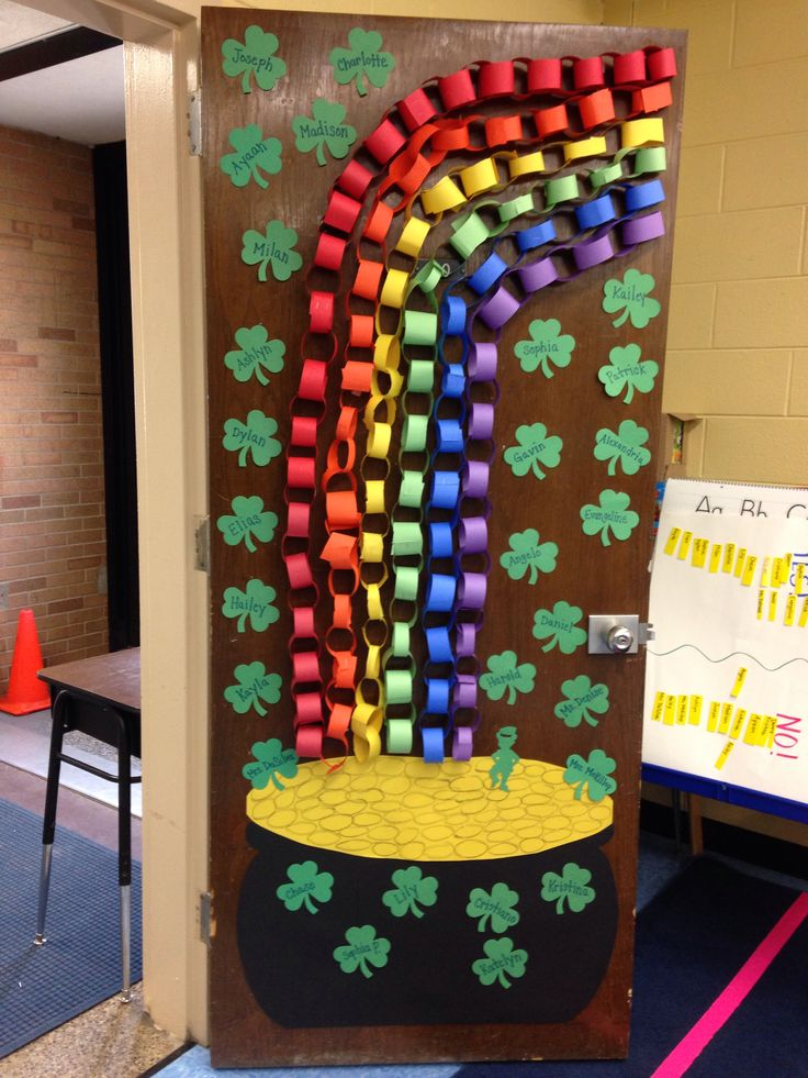Classroom Decorations For March ~ Best images about doors and boards on pinterest snow