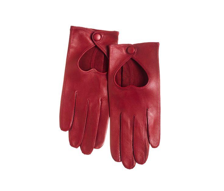Leather gloves, Minna Parikka
