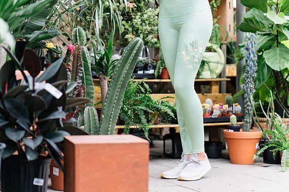 Desert Sun eco-friendly legging