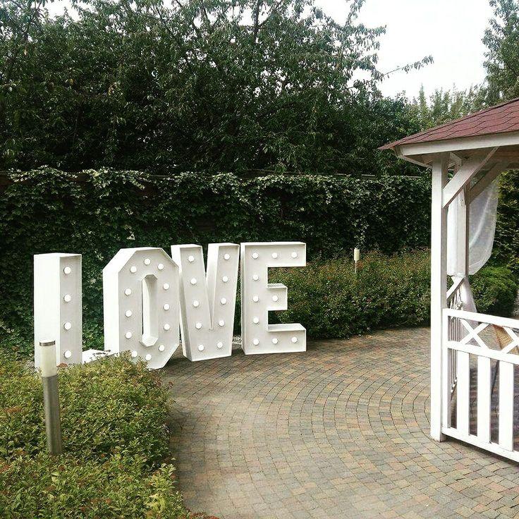 Love Led Letters NAPIS LOVE www.smart-line.pl