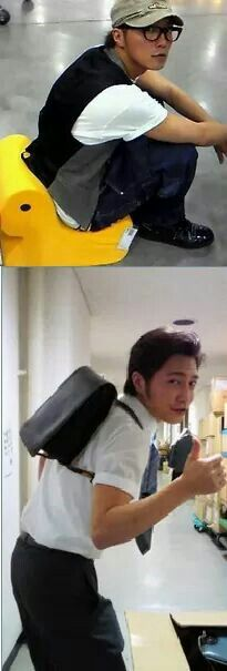 I love this adorkable man!