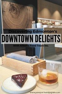 Discovering Edmonton's downtown core through food #yeg #yegfood #food #foodtour #edmonton #Alberta #canada