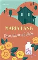 Rosor, kyssar och döden / Maria Lang.................Kriminalkommissarie Christer Wijk har träffat en vacker arvtagerska, Gabriella Malmer. Nu har de bjudit Puck och Eje till förlovningskalas på släkten Malmers herrgård. Men släktingarna verkar inte vara alldeles glada över förlovningen. Så en natt avlider gamle disponent Malmer under plågsamma former och man misstänker mord. #boktips #deckare