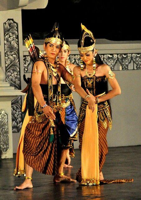 Ramayana Ballet Purawisata, Yogyakarta, Indonesia
