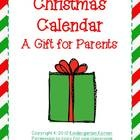 Do you need a quick, inexpensive and great gift for your students to make for your parents? You are in luck! This file contains a calendar that stu...