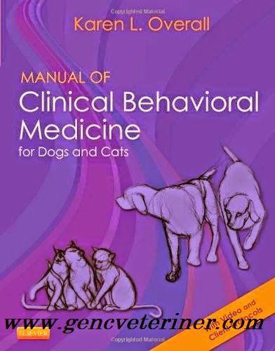 Gencveteriner Blog Sayfası: Köpek ve Kediler için Klinik Davranışsal Tıp El Ki...