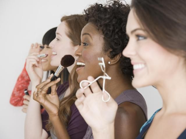 There's actually an order in which you should apply makeup. I share these and a few techniques that will change up your makeup routine.