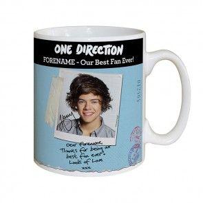 Harry Styles Personalised Mug