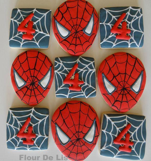 Spiderman, by Flour De Lis