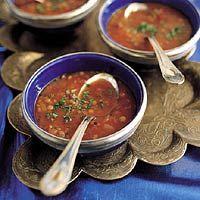 Recept - Turkse linzensoep - Allerhande