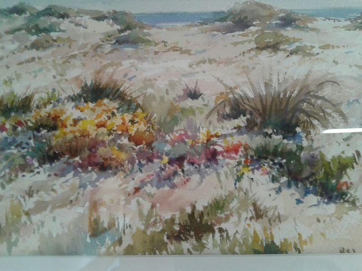 Tras las dunas