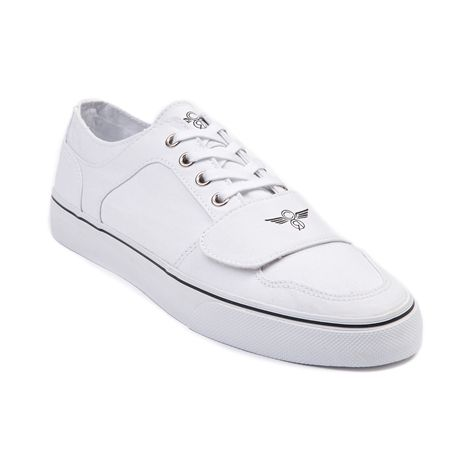 Shop for Mens Creative Recreation Cesario XVI Casual Shoe in White at  Journeys Shoes. Shop
