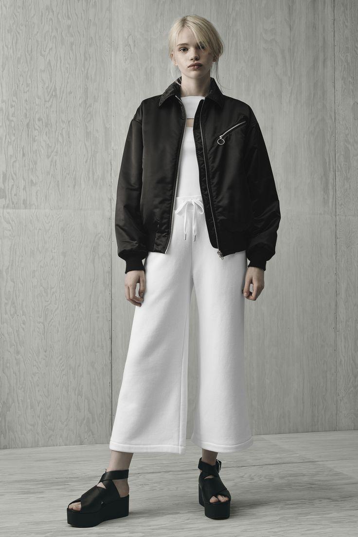 T by Alexander Wang Resort 2016 Fashion Show