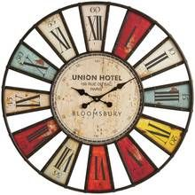 Buy Premier Housewares Skeleton Wall Clock - Black at Argos.co.uk, visit Argos.co.uk to shop online for Clocks, Home furnishings, Home and garden