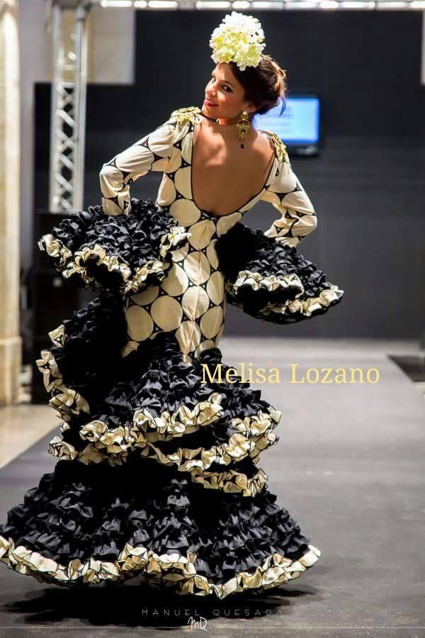 Colección flamenca, He Vuelto... Melisa Lozano