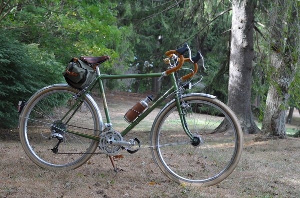 Sam Hillborne After 1500 Miles by Lovely Bicycle!, via Flickr