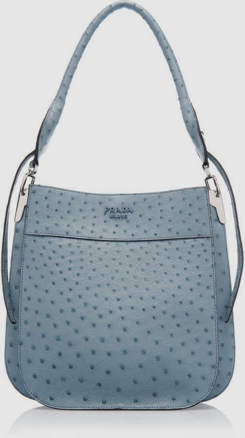 a46a246eb832 Prada Ostrich Bucket Bag leather handbags and purses #women'sbagsandpurses