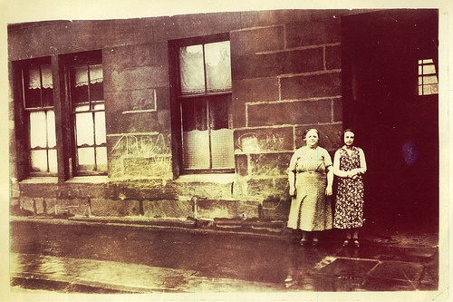 Duke Street 1940 by Glasgow Family Album, via Flickr