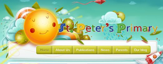 Great moments in the 25 years of the web! « St. Peter's Primary Bray Blog