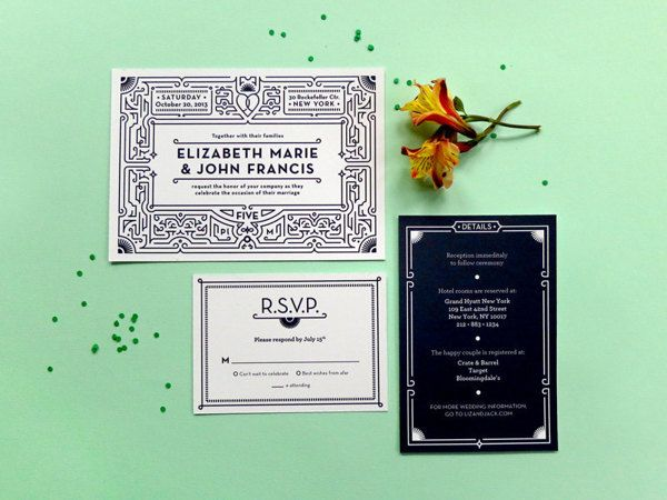64 best Invitations images on Pinterest Wedding stationery, Bridal - wedding invitation design surabaya