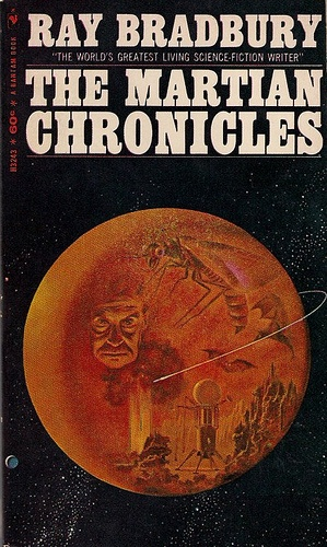 a glimpse into the future in ray bradburys the martian chronicles The martian chronicles ebook: ray bradbury: amazoncomau: kindle store rushing from a world with no future toward a promise of tomorrow the earthman conquers mars and then is.