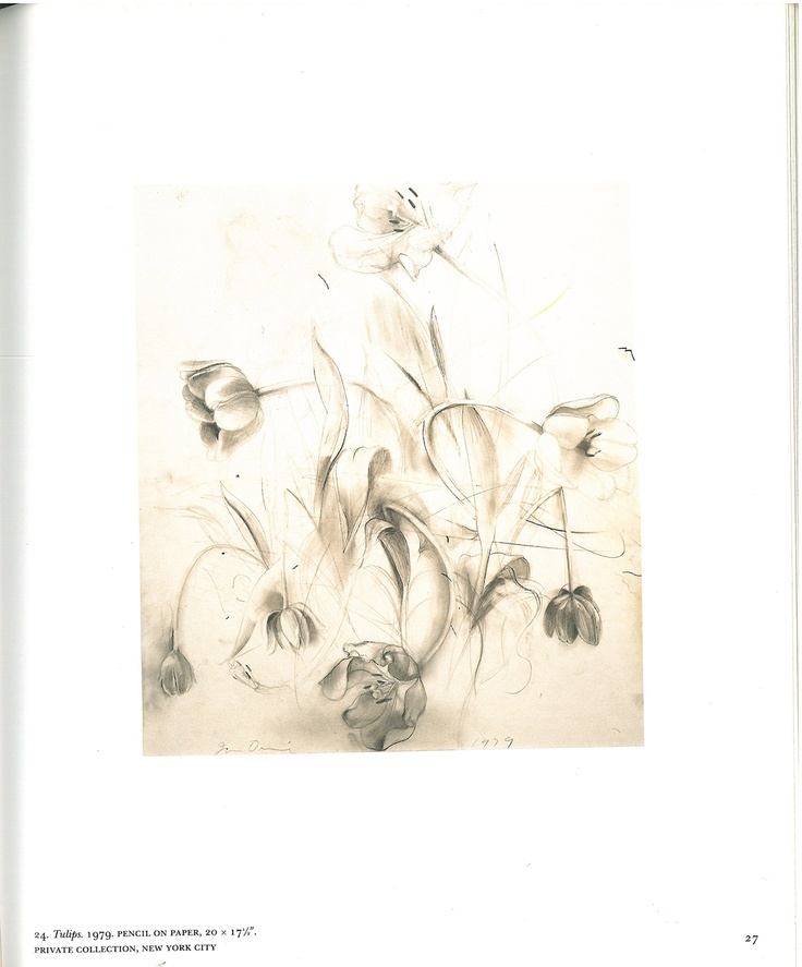 Jime Dine ('Flowers and Plants')