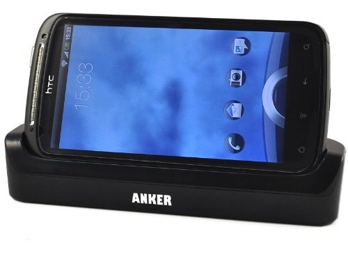 Anker Battery Charger and Data Sync Cradle / Desktop Docking Station with Spare Battery Charging Slot and USB port for HTC Sensation G14 Z710E by Anker. $14.99. Save 49% Off!. www.letrasdecanci... http://computer-s.com/external-battery-2/anker-battery-review/