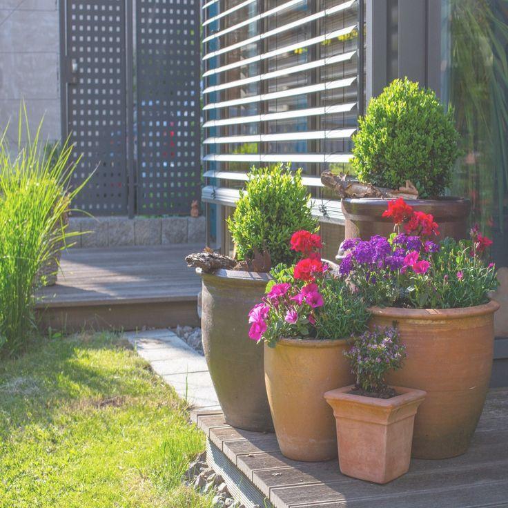 5 Luxus Deko Ideen Vor Der Haustur Sommer Deko Ideen