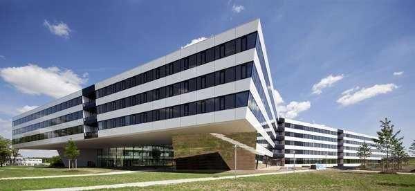 Архитектурный дизайн глобального офиса Adidas