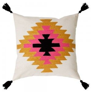 Kali Aztec Cushion