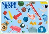 "Create an ""I Spy"" Bingo Card to help staff with camper observations (I spy a camper who is homesick, who made a new friend, who stepped out of his/her comfort zone...)"