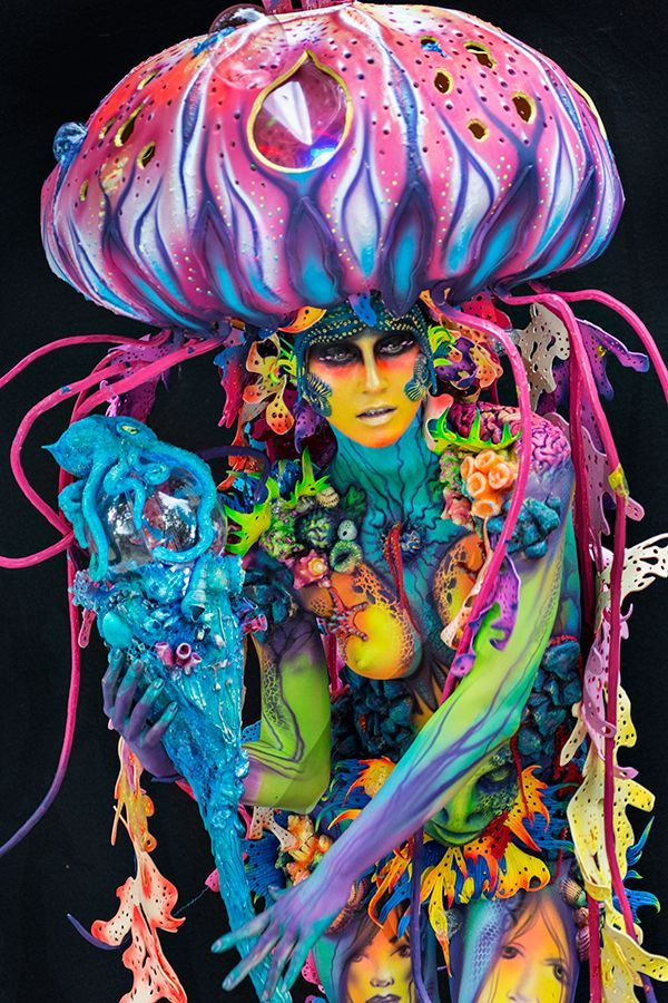 World Bodypainting Festival 2016 Body Painter Yulia Vlasva Russia In 2020 Body Art Painting Body Art Painting Woman Human Body Art