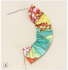 Linnea Ruffled Bag Tutorial with pattern ~