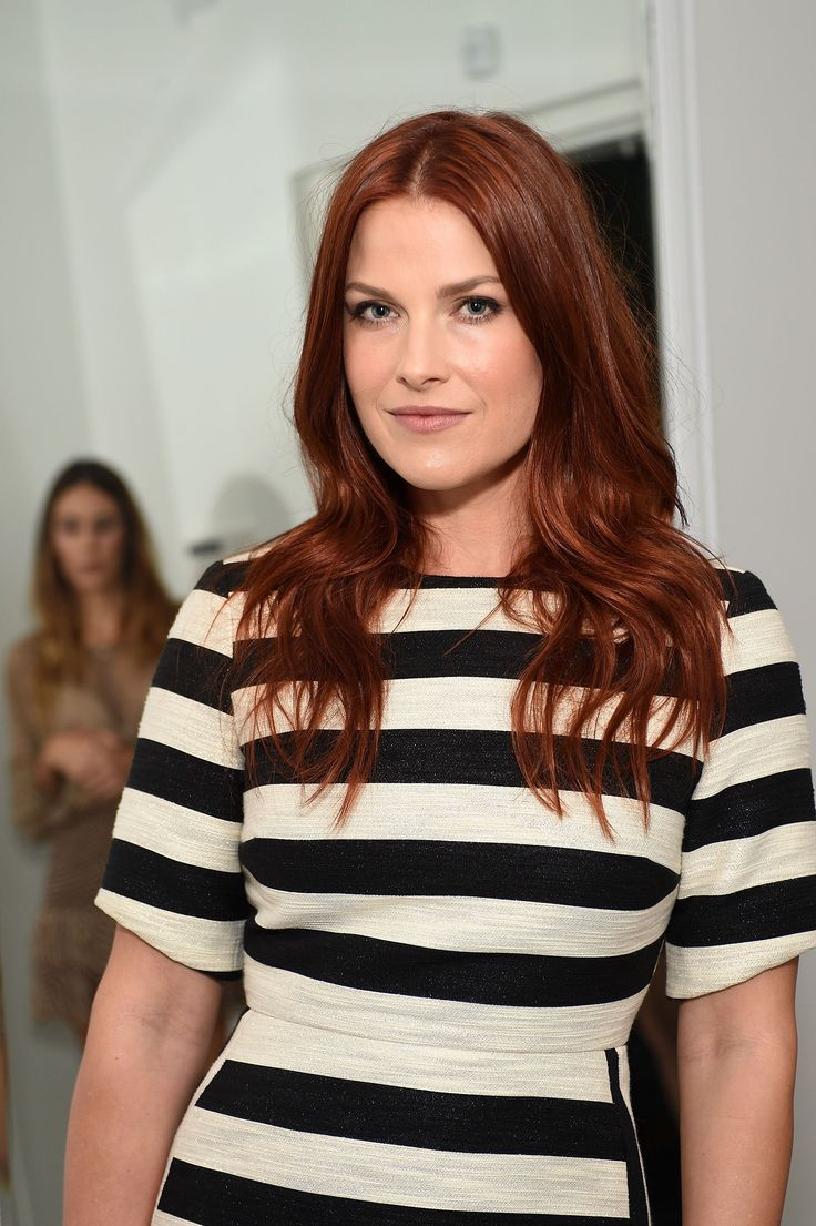 Red hair is always in, but Giselle, colorist at Pierre Michel Salon in New York City, predicts the tones will be coppery and autumnal. Want you hair to stay truly red as long as possible? Avoid overusing heat tools, always use a heat protectant spray (and hair-specific SPF when you're out in the sun), and pick a shampoo and conditioner combo that's specific for color-treated hair.  - GoodHousekeeping.com