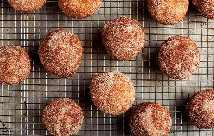 Dirt Bombs Recipe - Bon Appétit. A hit with my whole family.
