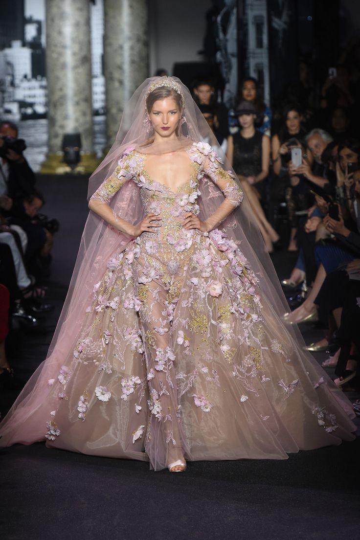 Défilé Elie Saab Haute Couture automne-hiver 2016-2017 55