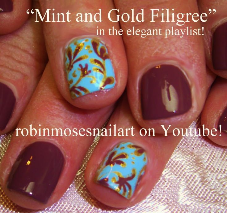 Nail Art For Short Nails Beginners: 1000+ Images About ELEGANT Nail Art Pictures And Tutorials