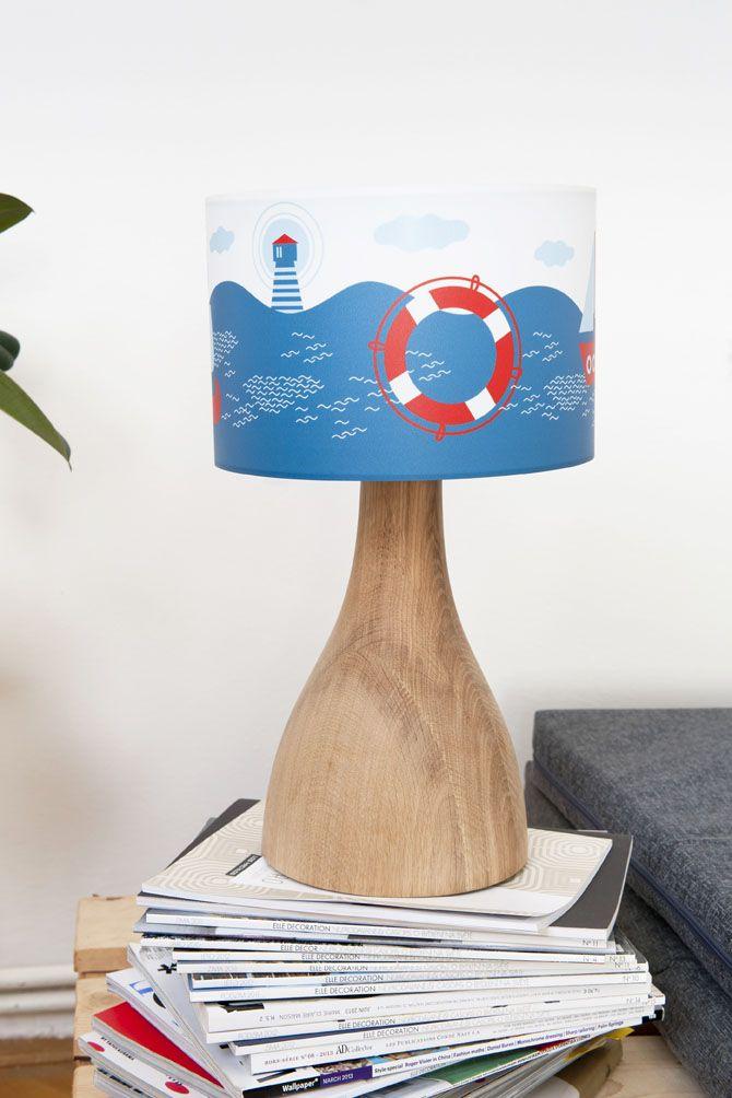 table marine light by DEVOTO