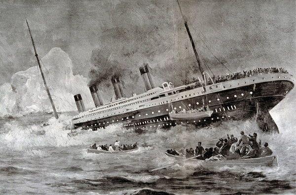 El hundimiento del Titanic ocurrió el 14 de abril de 1912, cuando este transatlántico era considerado todo un símbolo del progreso propio de la Modernidad. Por un lado, el Titanic fue un lujoso gigante de acero con motores de avanzada y una tripulación excelente, pero el barco fue a su vez un signo de la ilusión del hombre moderno, para quien el progreso era inevitable si se seguía el camino de la ciencia y la razón