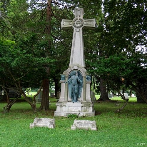 Albany Rural Cemetery in Albany, New York
