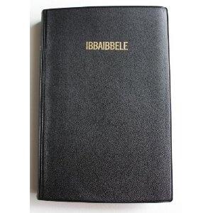The Bible in Tonga (Zambia) / 052 / Ibbaibbele / Ibbuku Lyamajwi Aa-leza / Cizuminano Cakale / Acizuminano Cipya   $59.99
