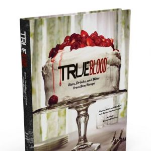 Just in time for your Halloween spook fest, bite into vampire-inspired dishes. HBO's 'True Blood' is out with its own cookbook, 'True Blood: Eats, Drinks, and Bites from Bon Temps' - it's packed wi...