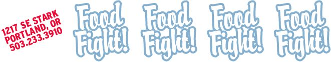 Food Fight! Grocery