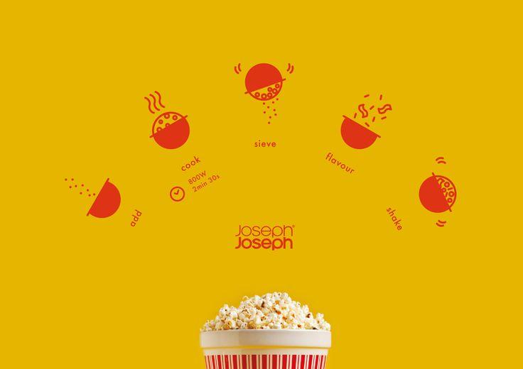 Joseph Joseph Popcorn Popper | Story