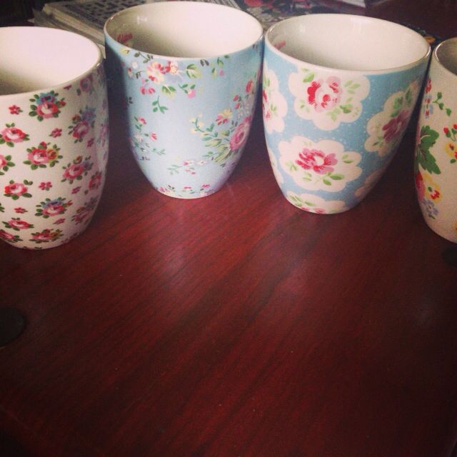 Cath Kidston Mug Collection