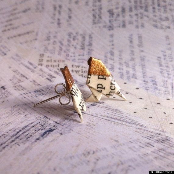 The best earrings for a bookworm
